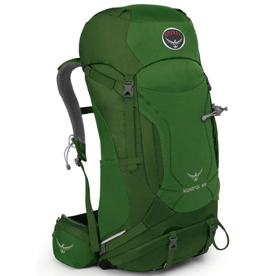 Osprey Kestrel 38 - Jungle Green