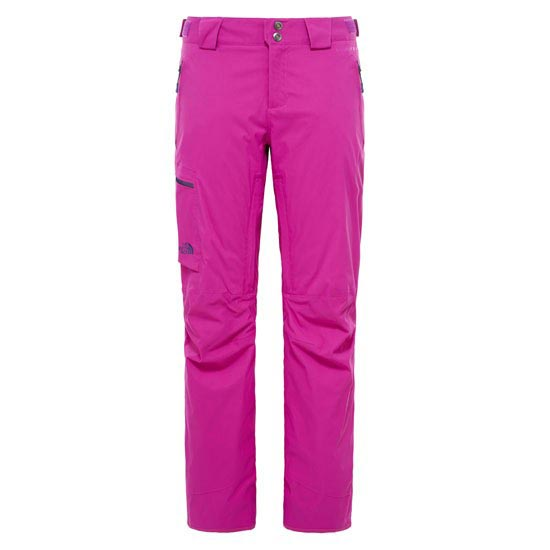 The North Face Sickline Insulated Pant W - Magic Magenta