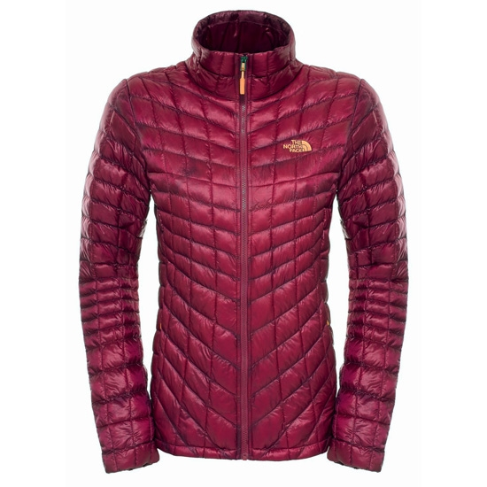 The North Face Thermoball Jacket W - Dramatic Plum/Geo Floral Print