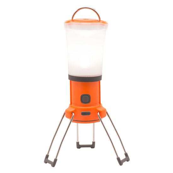 Black Diamond Apollo Lantern - Vibrant Orange