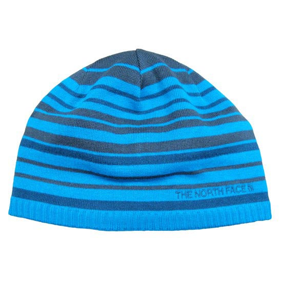The North Face Rocket Beanie - Enamel Blue/Depth Green