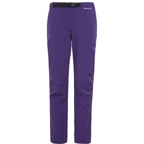 The North Face Diablo Pant W - Garnet Purple