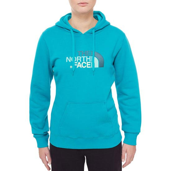 The North Face Drew Peak Pullover Hoodie W - Photo of detail