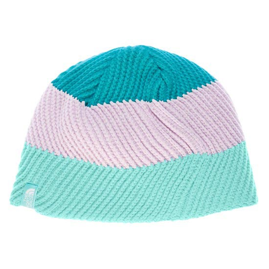 The North Face Youth Gone Wild Beanie - Surf Green