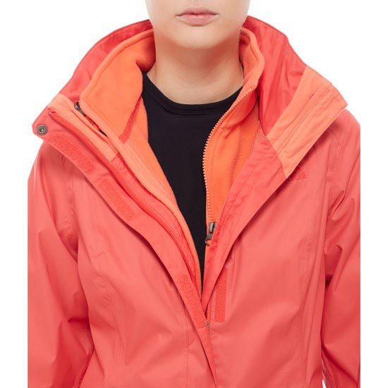 The North Face Evolve II Triclimate Jacket W - Foto de detalle