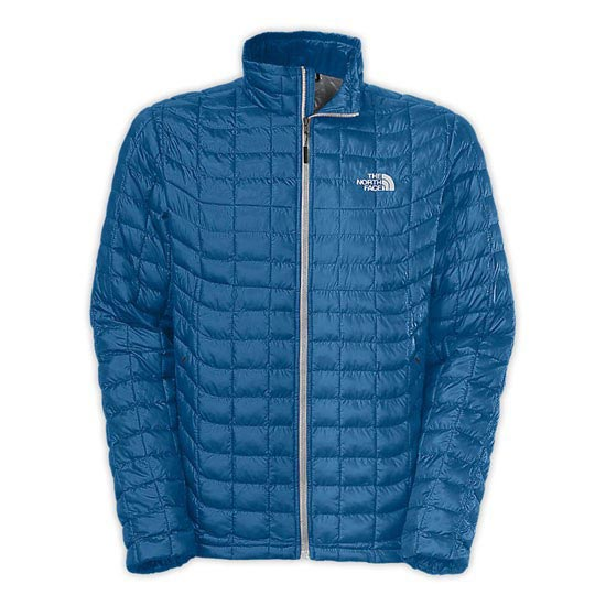 The North Face Thermoball Full Zip Jacket - Dish Blue