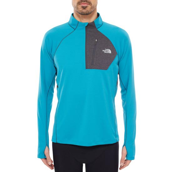 The North Face Impulse Active 1/4 Zip - Photo de détail