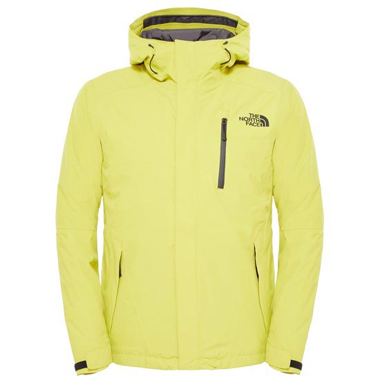 The North Face Descendit Jacket - Venom Yellow