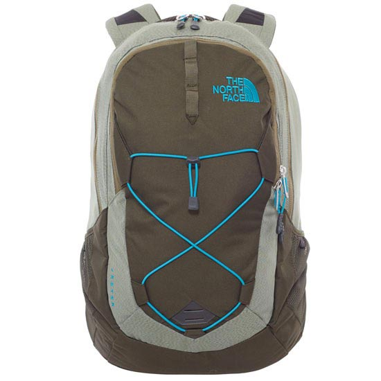 The North Face Jester - Forest Night Green/Enamel Blue