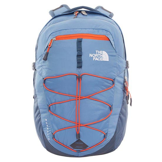 The North Face Borealis - Cool Blue/Acrylic Orange