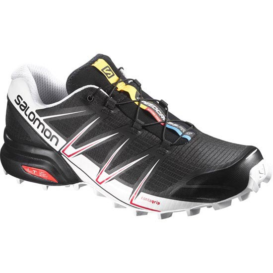 Salomon Speedcross Pro - Black/White/Red