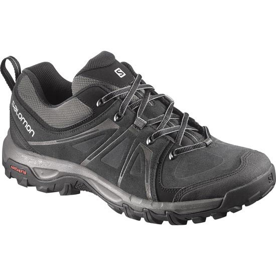 Salomon Evasion Ltr - Black/Atob/Pewter