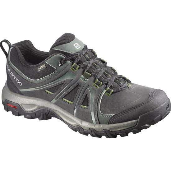 Salomon Evasion Gtx - Asphalt/Black/Green