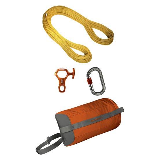 Mammut Rappel Kit - Orange