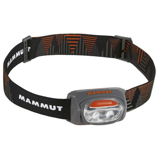 Mammut T-Base - Smoke