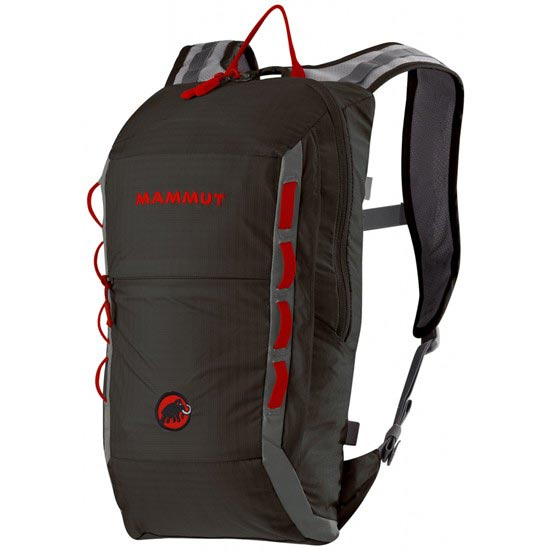 Mammut Neon Light 12L - Black Smoke