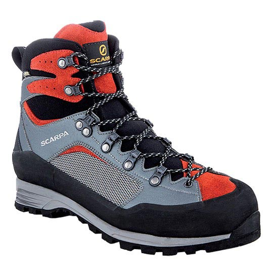 Scarpa R-Evolution Trek GTX - Gray/Gray/Fire