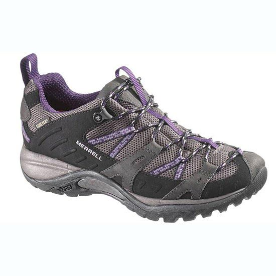 Merrell Siren Sport Gtx W - Black Perfect Plum
