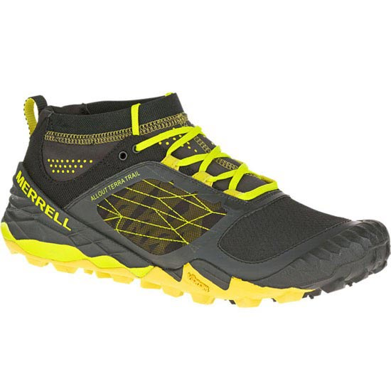Merrell All Out Terra Trail - Yellow/Black