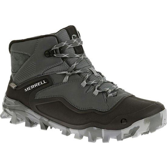 Merrell Fraxion Shell 6 Wtpf - Monument