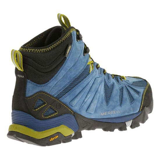 Merrell Capra Mid Gtx - Photo of detail
