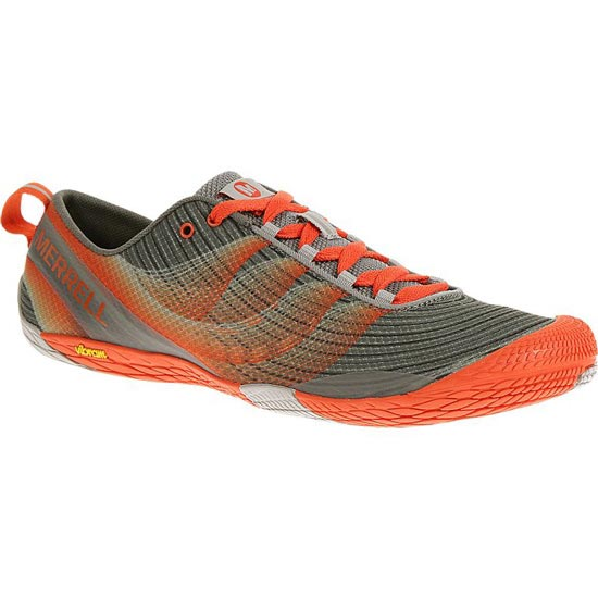 Merrell Vapor Glove 2 - Grey/Spicy Orange