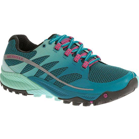 Merrell All Out Charge W - Algiers Blue/Adventurine
