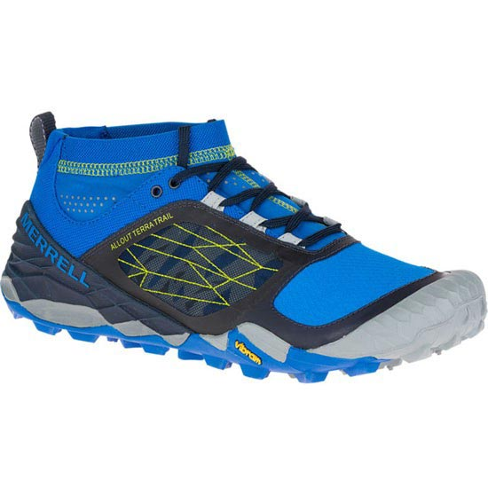 Merrell All Out Terra Trail - Blue/Dragonfly