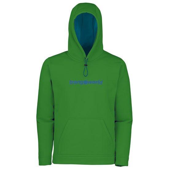 Trangoworld Sweat Login - Verde/Azul Royal