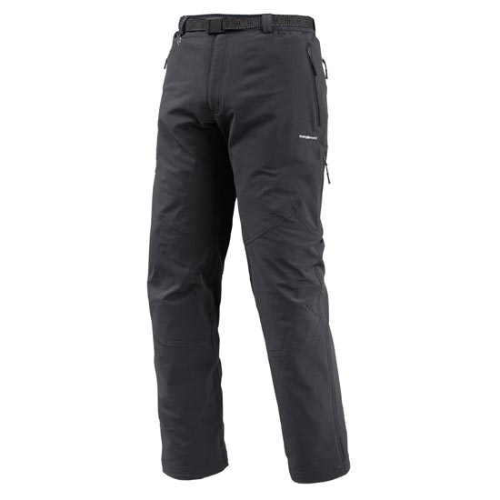 Trangoworld Pantalon Long Alym - Antraicta/Negro