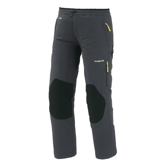 Trangoworld Pantalon Largo Maves Jr - Antracita