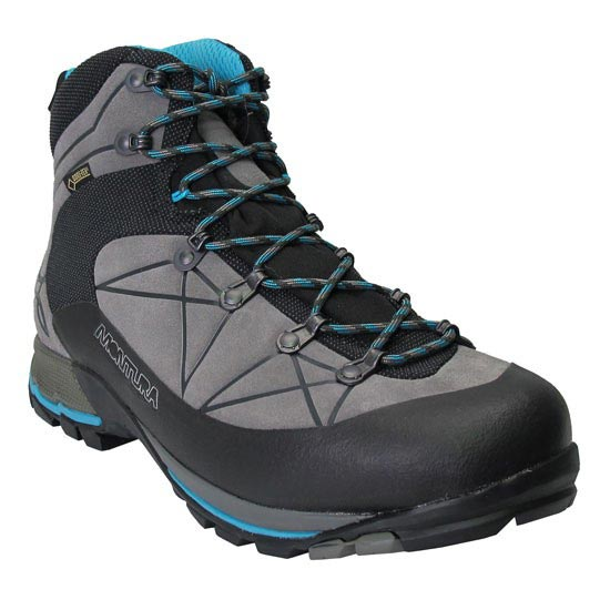 Montura Alpine Trek Gtx W - Steel grey/Light blue