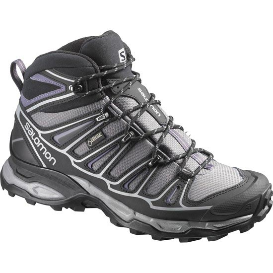 Salomon X Ultra Mid 2 Spikes Gtx W - Detroit/Black