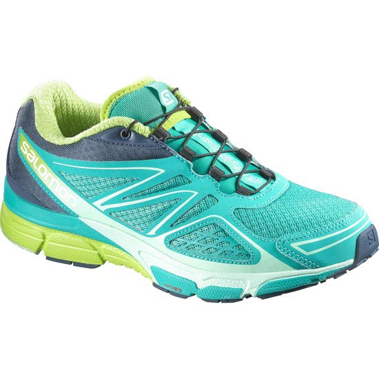 Salomon X-scream 3D W - Teal Blue