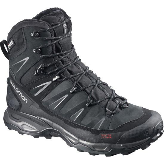 Salomon X Ultra Winter CS WP - Noir/Noir