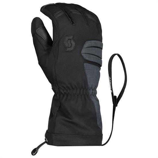Scott Guante Ws Ultimate Premium Gtx Black - 0001