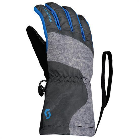 Scott Guante Jr Ultimate Black/blue - 1004