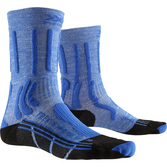 Xsocks Trek X Linen W Lake Blue/Opal Black - A052