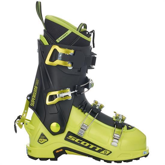 Scott Superguide Carbon Lime Green/Black - 2898