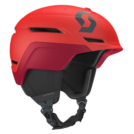Scott Casco Symbol 2 Plus Radiant Red - 5600