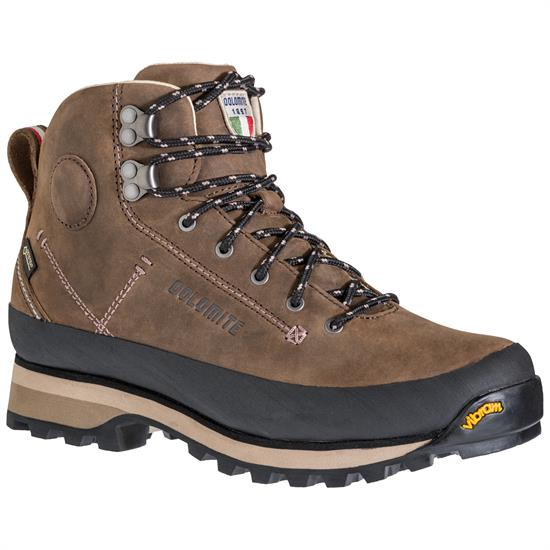 Dolomite 54 Trek W Gtx - Dark Brown