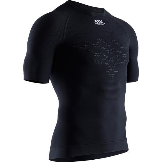 X-bionic T-Shirt Sl Energir Mk3 Rnd Neck M Blk Ml - B002