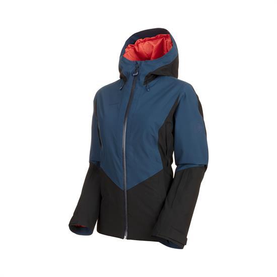 Mammut Casanna Hs Thermo Hooded Jacket Women Pe - 50128