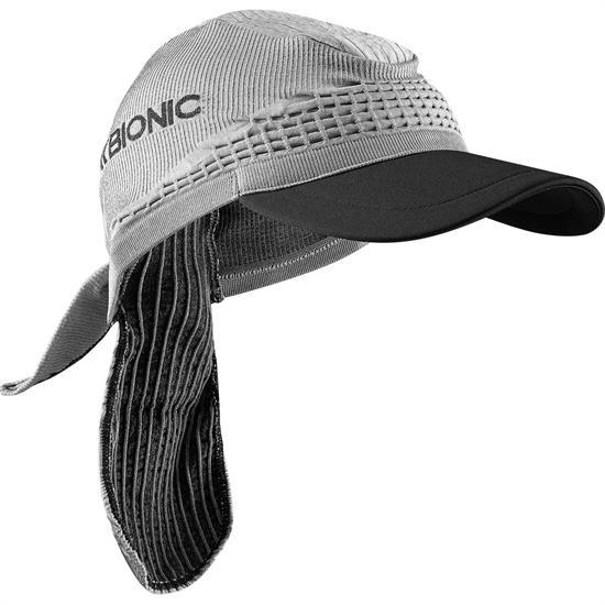 Xsocks Cap Fennec 4.0 Anthracite/Silver - ANTHRACITE