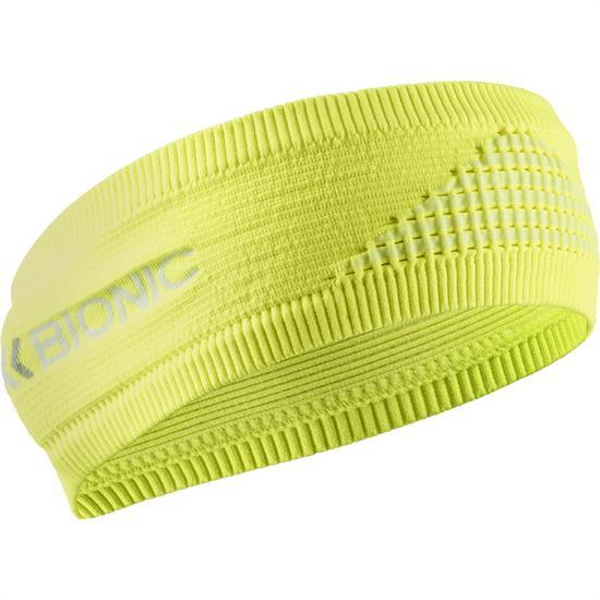 Xsocks Headband 4.0 Phyton Yellow/Arctic White - PHYTON YEL