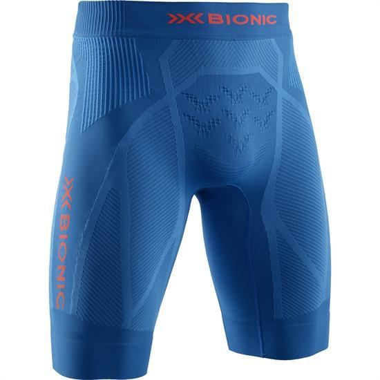 Xsocks Short Tight The Trick G2 Run Teal Blue/K - TEAL BLUE/