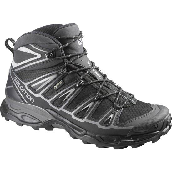 Salomon X Ultra Mid 2 Spikes GTX - Black/Black