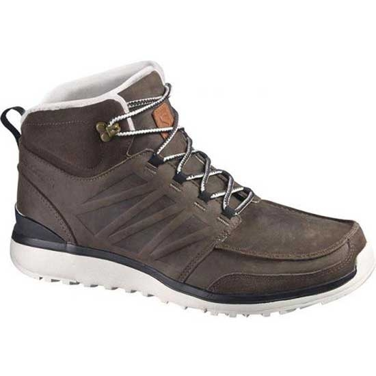 Salomon Utility - Brown Ltr/Bison Lt
