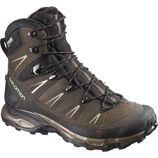 Salomon X Ultra Winter - Absolute Brown-x/Black /Navajo