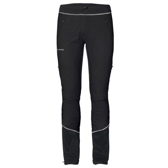 Vaude Bormio Touring Pants - Black